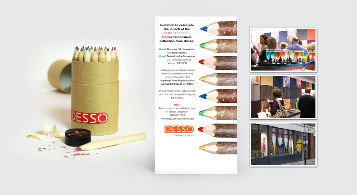 Desso Showroom Events