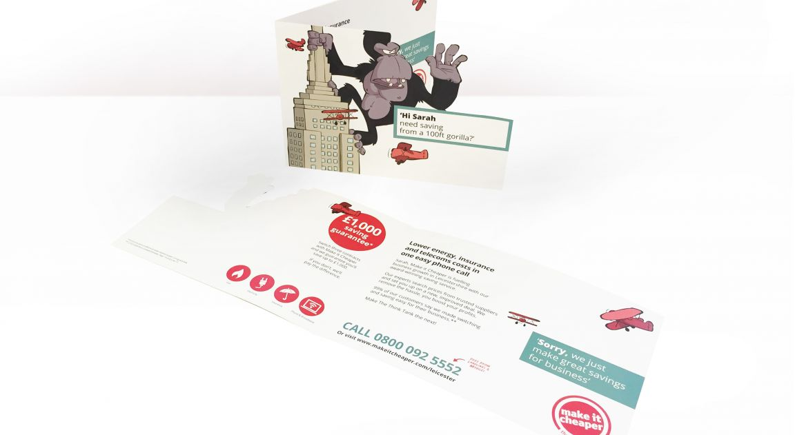 Make It Cheaper Direct Mail